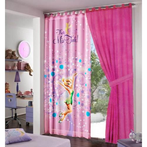 Disegno Idea tende per cameretta disney : Disney Fairies Trilli fatina ...